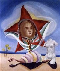 alegoría veracruzana by francisco camps ribera
