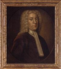 portrait of edmund quincy by john smibert