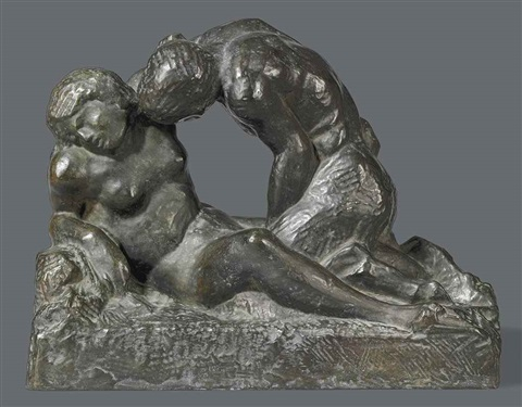 la nymphe violée by raymond duchamp villon