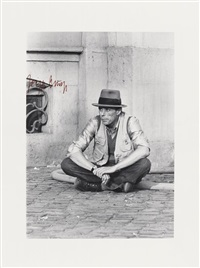 output. (13) by joseph beuys