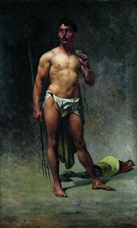 le gladiateur by pierre-francois lehoux