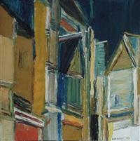 maisons bretonnes by bernard le quellec