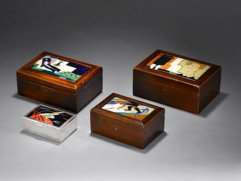 jewelery box and cover by max snischek