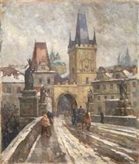 praga by arnold borisovich lakhovsky