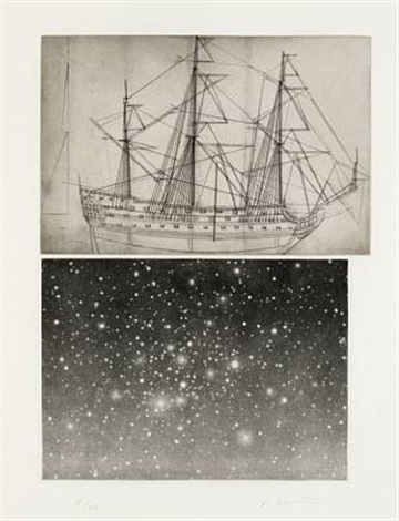 alliance by vija celmins
