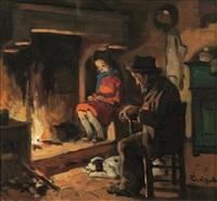 intorno al fuoco by cafiero filippelli