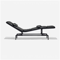 billy wilder chaise by charles and ray eames
