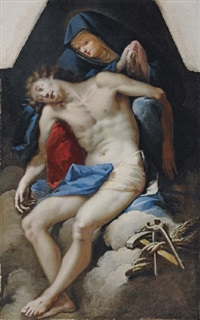 the lamentation by francesco conti
