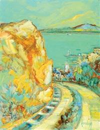 la route côtière by louis amalvy