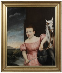 richard fleming foley, at age five by lewis towson voigt