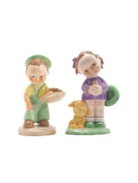 i'shy (+ flower boy, smllr; 2 pieces) by mabel lucie attwell