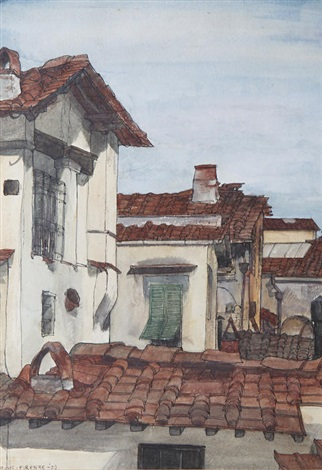 red roofs firenze by austin osman spare