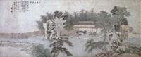 landscapes by wu shuyuan
