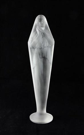 voilée mains jointes by rené lalique