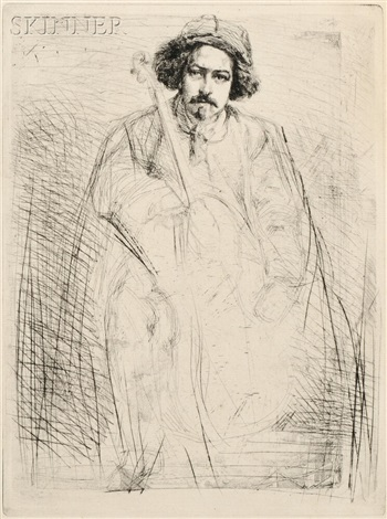 becquet by james abbott mcneill whistler