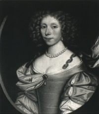 portrait of mrs. thomas craig, nee cranstoun, of riccarton, midlothian by david scougall