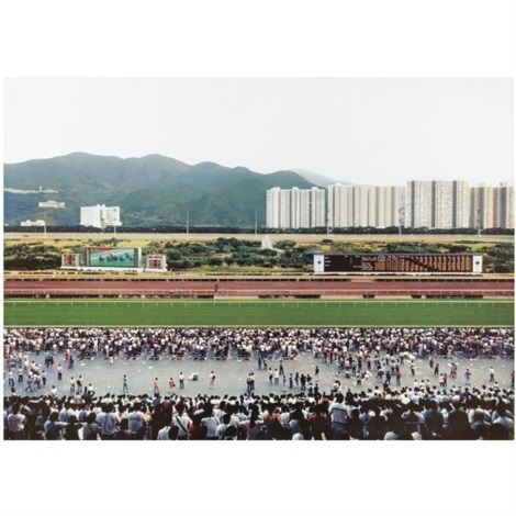 sha tin by andreas gursky