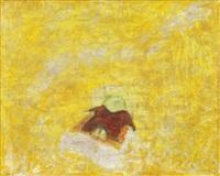 the man sleeping in prairie by alaattin aksoy