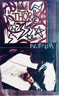 n. four by jean-michel basquiat