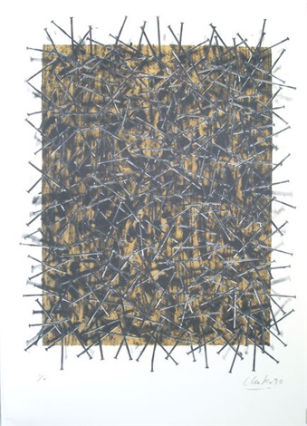 nagelkomposition by günther uecker