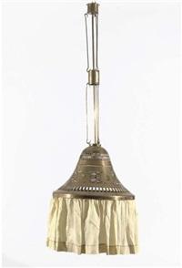 opus 617hanging lamp by jacob pieter van den bosch
