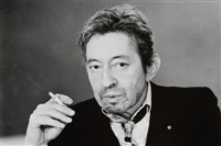 serge gainsbourg, octobre by michel ginies