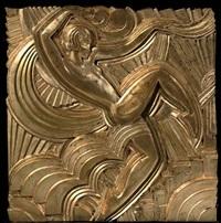 serpentine dancer by maurice (pico) picauld