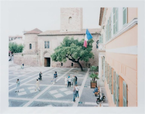 place jules formigé fréjus by massimo vitali