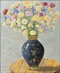 neilikoita (carnations) by herbert h. newton