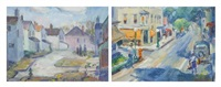 slinger, wi and slinger i (2 works) by francesco j. spicuzza