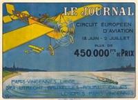 circuit européen d'aviation du 18 juin au 2 juillet by henri gervèse