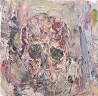 schedel ii by marc mulders