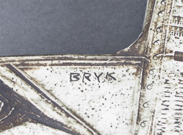 Ceiling relief, Noahs Ark by Rut Bryk on artnet