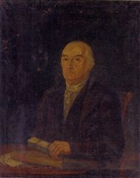 portrait of john appleton, son of the reverend nathanial appleton, d.d. of cambridge, massachusetts by michele felice cornè