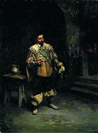 le mousquetaire by maximo juderias caballero
