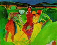 gleaners by aramis simonyan