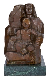 wisdom of solomon by william zorach