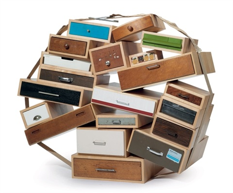 You Cant Lay Down Your Memory Chest Of Drawers By Tejo Remy