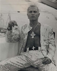 billy idol by steven klein