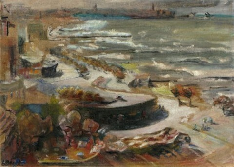 a view to jaffa cafe piltz by elsa beck