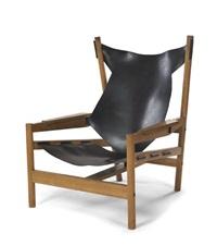 cabinet made armchair by ole gjerlov knudsen