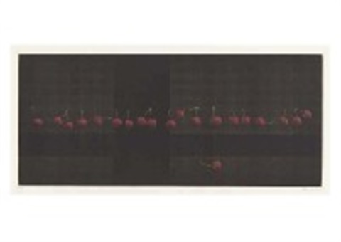 nineteen cherries and one by yozo hamaguchi