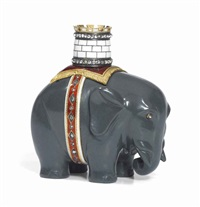 elephant and castle by fabergé (co.)