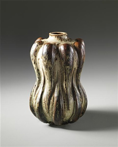 unique vase by axel johann salto