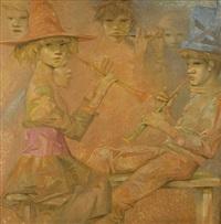 i musicisti by arturo piletti