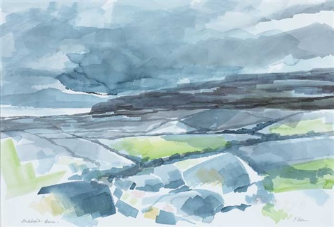 blackhead burren by liam ó broin
