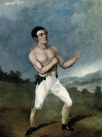 johnny hannan, the boxer by j. s. henning