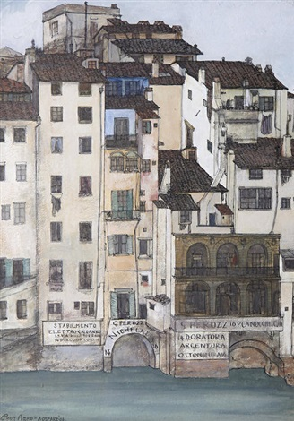 houses by the arno by austin osman spare