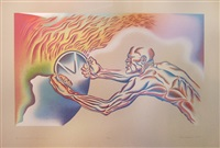 driving the world to destruction by judy chicago