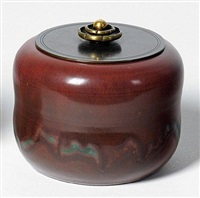pot couvert by royal copenhagen